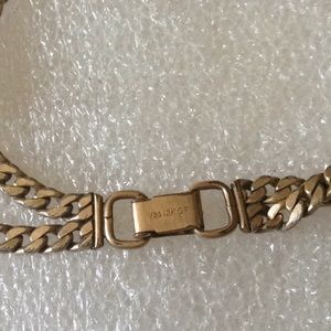 antique Jewelry - Antique 12k GF bracelet